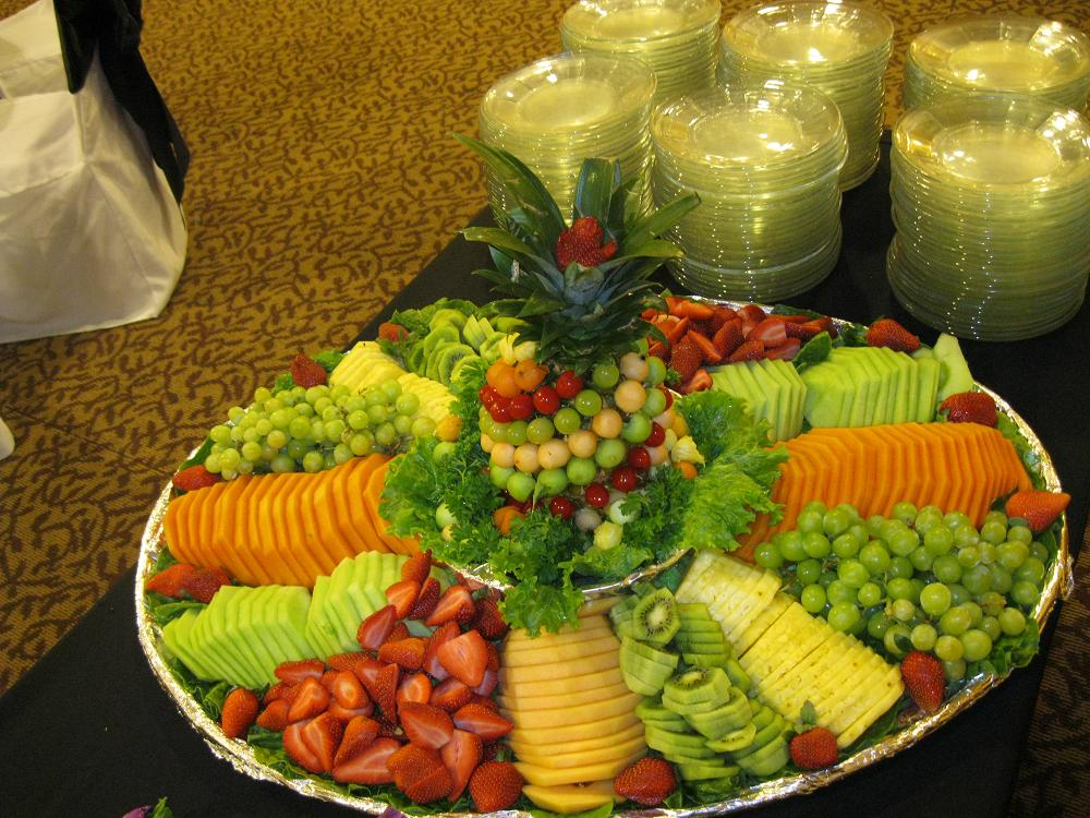 Echo Hotel And Conference Center Banquet Food